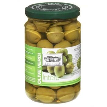 Оливки Casa Rinaldi с косточкой консервированные 310г