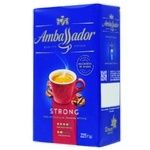 Ambassador Strong Ground Coffee 225g