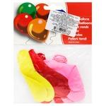 """Zed Hearts Balloons 12"""" 5pcs"""