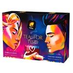 Чайний набір Curtis Tea for Two Листовий 100г - купити, ціни на Ашан - фото 1