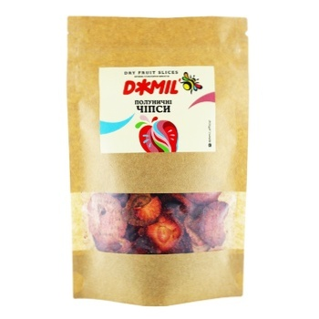 Dжmil Strawberry Fruit Chips 40g - buy, prices for Auchan - photo 1