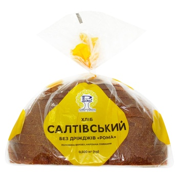 Roma Saltivsky Bread  Without Yeast 500g