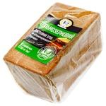 Хлеб ТМ Рома Цельнозерновой тостовый нарезанный 390г