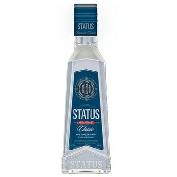 Водка Status Classic 40% 0,2л