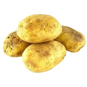 Картофель импорт весовой