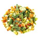 Paprikash frozen vegetables mix