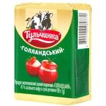 Tulchynka Holland Processed Cheese Product 45% 90g