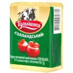 Продукт сырный плавленый Тульчинка Голландский 45% 90г