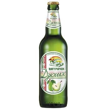 Напиток газированный Вятрачок Дюшес 0,5л - купить, цены на СитиМаркет - фото 1