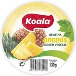Желе фруктовое Koala с ананасом 130г