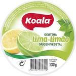 Желе фруктовое Koala лимон-лайм 130г
