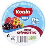 Желе фруктовое Koala лесная ягода 130г