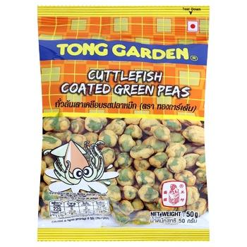 Орех Tong Garden жареный с угрем 50г