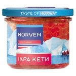 Norven chum salmon grain-growing caviar 110g