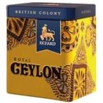 Чай черный Richard Royal Ceylon ж/б 50г