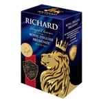 Чай чорний Richard English Breakfast 90г