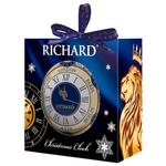Чай черный Richard Christmas Clock ж/б 20г