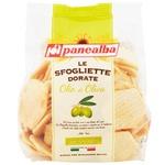 Panealba Le Sfogliette Dorate Cookies with Olive Oil 180g