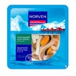 Морський коктейль Norven в розсолі 170г
