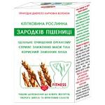 Дієтична добавка Golden Kings of Ukraine Клітковина рослинна зародків пшениці 190г