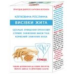 Клетчатка Golden Kings Of Ukraine диетическая из отрубей ржи 160г