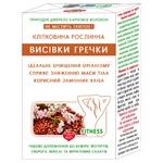 Клетчатка Golden Kings Of Ukraine растительная отрубей гречихи диетическая добавка 160г