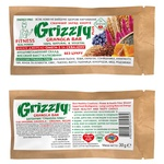 Golden kings of Ukraine Dr.Granola Grizzly for diabetics free sugar grains candy bar 30g