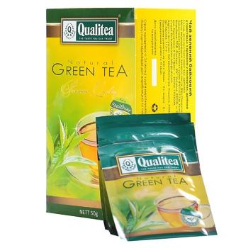 Quality green loose tea 2g*25pcs - buy, prices for EKO Market - photo 2