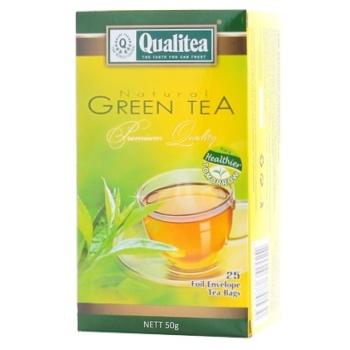 Quality green loose tea 2g*25pcs - buy, prices for EKO Market - photo 1