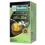 Green tea Qualitea with jasmine 25x2g teabags Ukraine