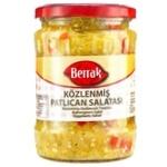 Салат баклажанний Berrak смажений з перцем 520г