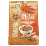 Flakes Subbota buckwheat 400g Ukraine