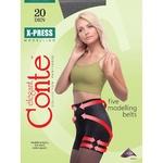Колготы женские Conte X-Press 20ден р.3 Natural