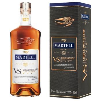Коньяк Martell VS 40% 0,7л - купити, ціни на CітіМаркет - фото 1