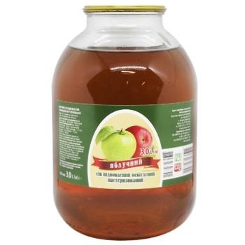 Сік Субота яблучний відновлений 3л