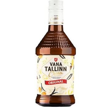 Крем-ликер Vana Tallinn 16% 500мл - купить, цены на Метро - фото 1