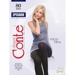 Conte Episode 80 den Nero Tights for Women Size 3