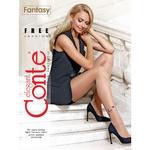 Колготки жіночі Conte Fantasy Free 20ден р.3 Bronz