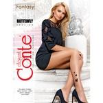 Колготки жіночі Conte Butterfly Fantasy 20ден р.2 Bronz