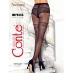 Колготки жіночі Conte Impress Fantasy 20ден р.3 Nero