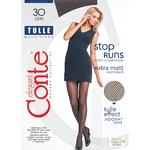 Conte Elegant Tulle Women's Tights 30den 4s