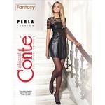 Колготки женские Conte Fantasy Perla 20ден р.4 Nero