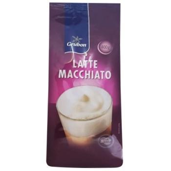 Кофейный напиток Grubon Латте Макиато 400г