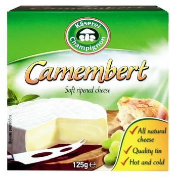 Kaeserei Camembert With Mold Soft Cheese 50% 125g