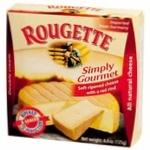 Сыр Kaserei Ружетт Simply Gourmet 60% 125г
