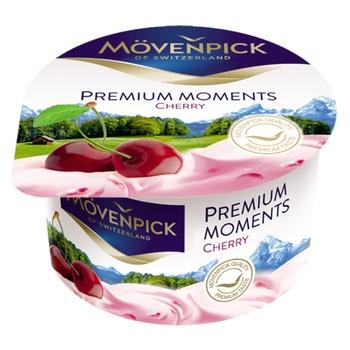 Йогурт Mövenpick Premium Moments Вишня 5% 100г