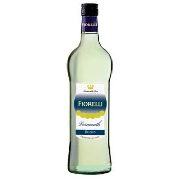 Вермут Fiorelli Bianco 14,8% 1л - купить, цены на ЕКО Маркет - фото 1