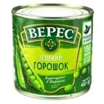 Veres Green Peas 400g