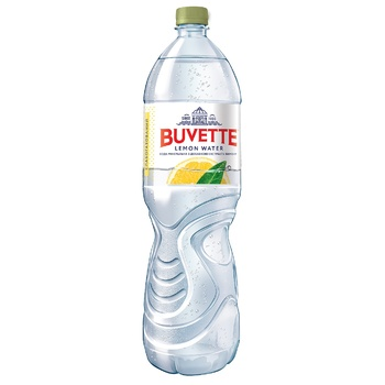 Buvette Mineral water lemon 1,5l - buy, prices for Auchan - photo 1