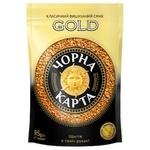 Кава Чорна Карта Gold розчинна 95г